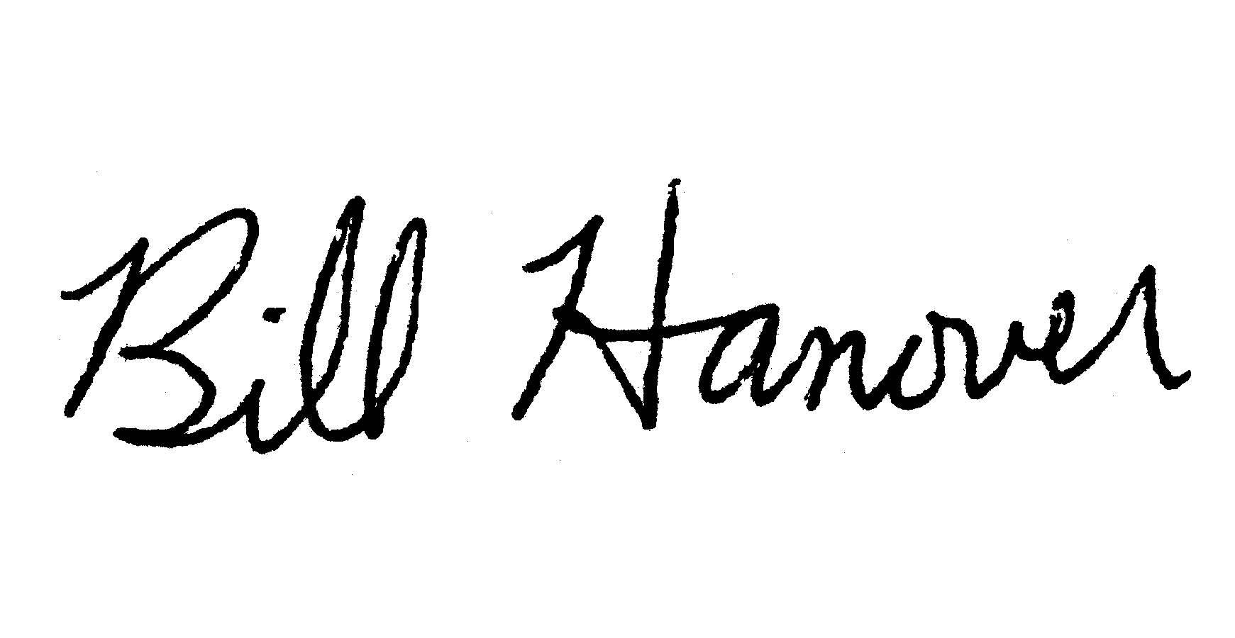 Bill Hanover